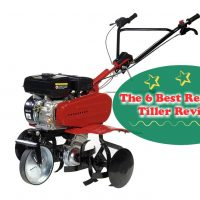 The 5 Best Rear Tine Tiller Reviews For Quality Soil
